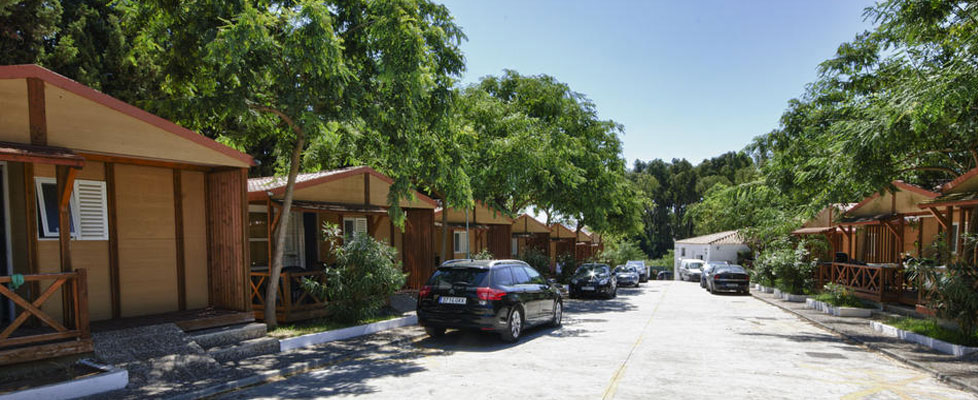 Bungalows Conil